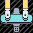 balance, balance board, board icon