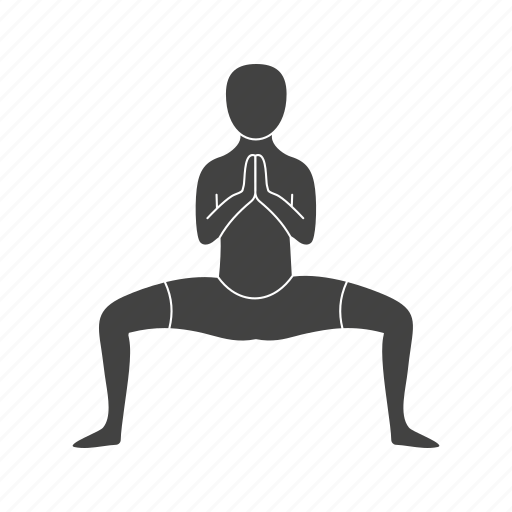 Buddhist, pose, position, prayer, relaxation, religion, yoga icon - Download on Iconfinder
