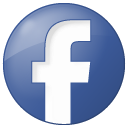 blue, facebook, social icon