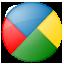 button, buzz, google, social icon