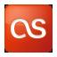 box, last.fm, lastfm, red, social icon