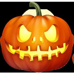 pumpkins halloween face