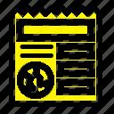 basic, document, globe, ui icon