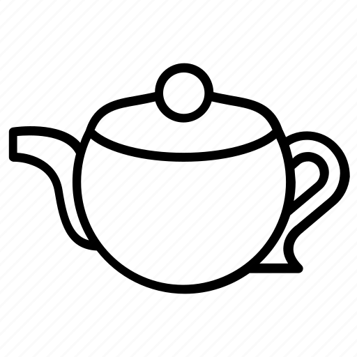 drink, kettle, kitchen, restaurant, tea, yummy icon
