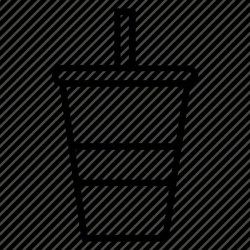 cola, cup, drink, glass, lemonade, restaurant, yummy icon