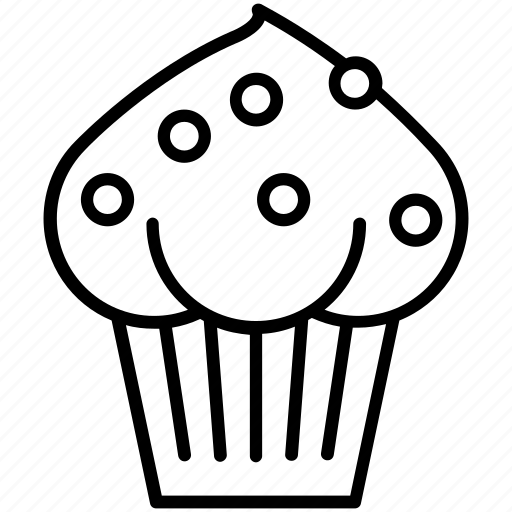 cake, cupcake, food, mellowness, restaurant, sweet, yummy icon
