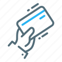 bank, card, debit, payment icon