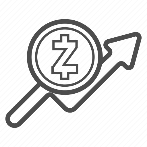 Bill Cash Price Statistics Zcash Icon