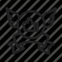badge, good, premium, quality icon