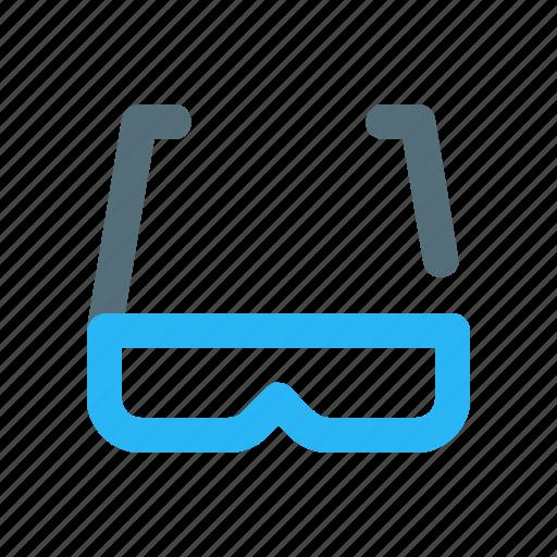 geek, glasses, nerd icon