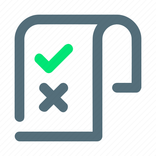 homework, report, task icon
