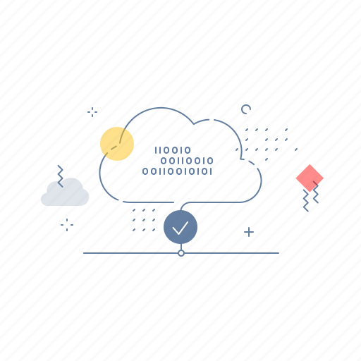 cloud, connect, network, online icon