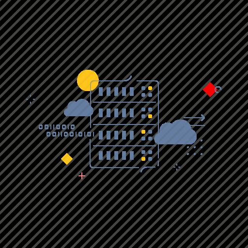 Base, cloud, data, server icon - Download on Iconfinder