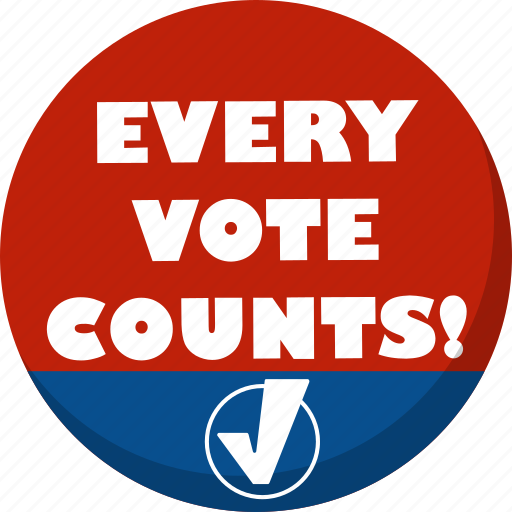 america, check, election, vote, voting icon