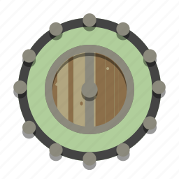 dungeons, fantasy, magic, roleplay, shield, spell icon