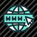 domain, url, web, website, www