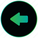 arrow, arrows, direction, left, move, navigation icon