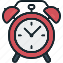 alarm, schedule, time, timer icon