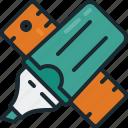 marker, tool