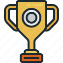achievement, award, trophy, winner icon