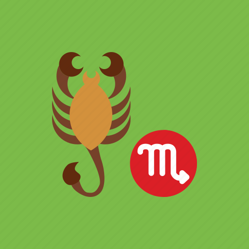 animal, astrology, horoscope, scorpio, scorpion, zodiac icon