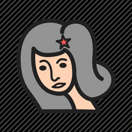 astrology, calendar, horoscope, month, sign, virgo, zodiac icon