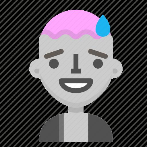 avatar, death, emoji, halloween, horror, sorry, zombie icon