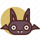 animal, bat, farm, pet, ranch icon