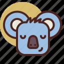 animal, farm, koala, pet, ranch icon