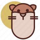 animal, farm, otter, pet, ranch icon