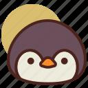 animal, farm, penguin, pet, ranch icon