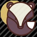 animal, farm, pet, ranch, skunk icon