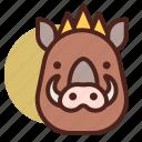 animal, boar, farm, pet, ranch, wild icon