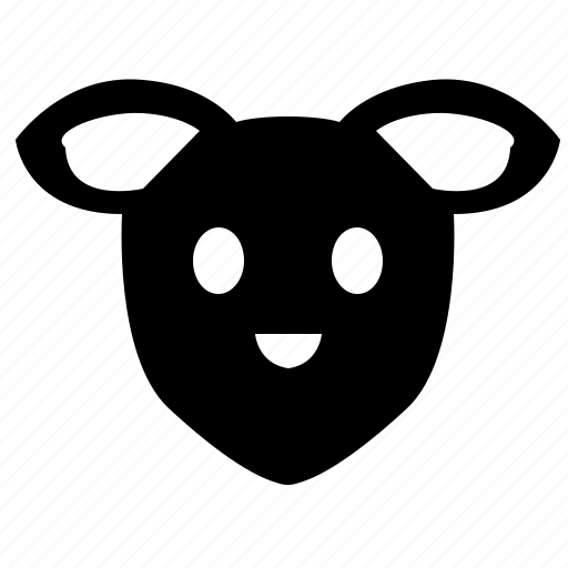 animal, avatar, bear, face, head, koala, look icon