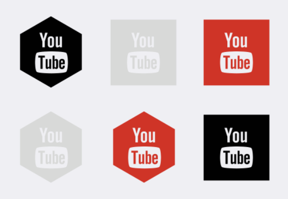 Simple Flat Social Media Icons (PSD & PNG) - GraphicsFuel