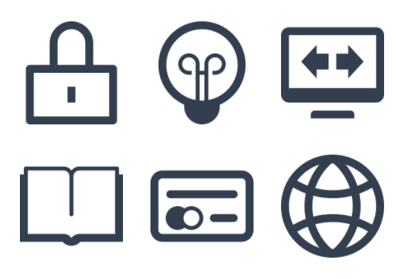 Internet And Web Icons By Popcic