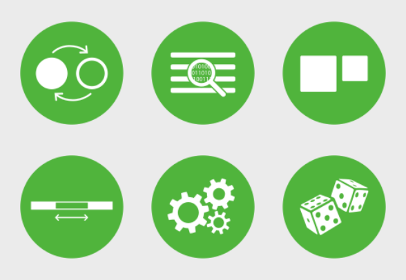 The Data Visualisation Catalogue: Search Icon Set Icons By