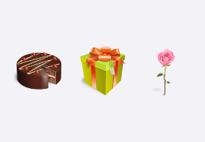Gift icons pack 2