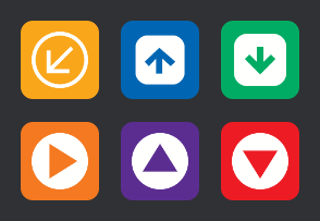 Arrow - Navigation , Alignment and User Interface Vol 3