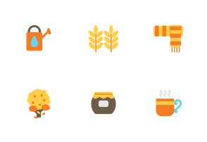 Autumn Flat