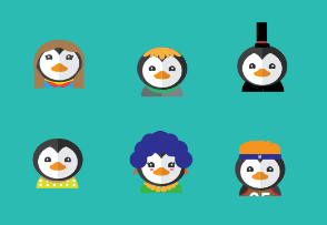 Avatar Cute Pinguin