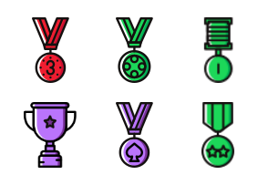 Awards - Cartoony