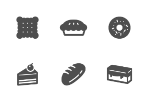 Bakery and Bread filled style