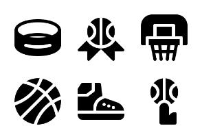 Basketball (Solid)