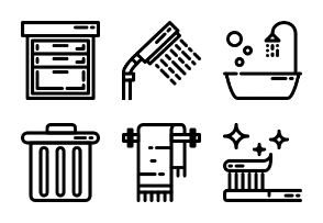Bathroom element