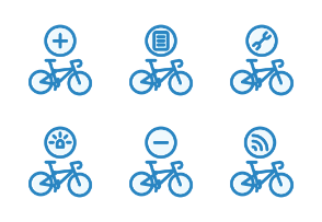 Bicycle Service Color