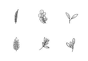 Botanical element