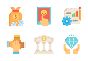 Business and Financial Technology Flaticon