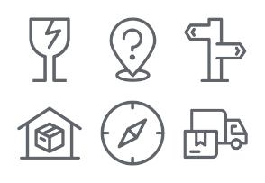 Business E-commerce & Logistics - Outline Set 2