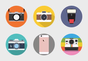 Cameras & photography | rounded